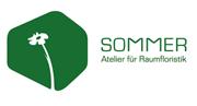 Logo Susanne Sommer Raumfloristik