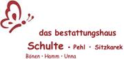 Logo das bestattungshaus Schulte Pehl Sitzkarek