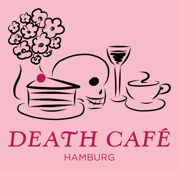 Logo Death Cafe Hamburg