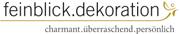 Logo feinblick.dekoration