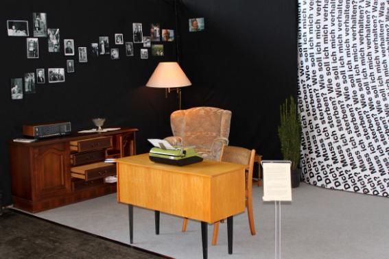 Ausstellung ANFANG ENDE 2011