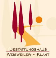 Logo Bestattungshaus Weisweiler - Klant