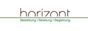 Logo horizont Bestattungen