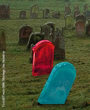 Motiv puzzelink_evidenz #20 Friedhof der Ideen